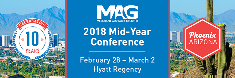MAG 2018 Mid-Year Conference logo