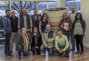 Dunkin Team - newsletter